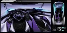 LEXUS UX CONCEPT, SYMBIOSIS BETWEEN OPPOSITES - Auto&Design