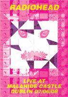 Radiohead Poster - Malahide Castle, Dublin - Darragh Kinch