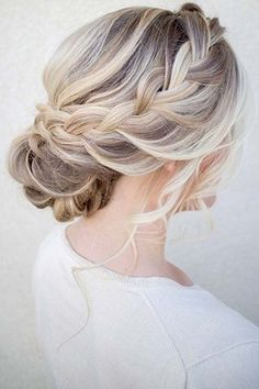 Bridesmaid hairstyles for your wedding | You & Your Wedding                                                                                                                                                      More
