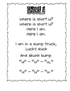 Poems For Kindergarten Short O Kindergarten Songs, Preschool Literacy, Kindergarten Reading, Preschool Letters, Early Literacy, Phonics Reading, Teaching Reading, Reading Lessons, Reading Skills