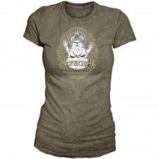 Olive green groundhog yoga Alprausch women's T-shirt Olive Green, Yoga, T Shirts For Women, Mens Tops, Yoga Sayings