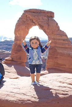 Pleasant Piper: Arches National Park!