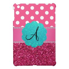 >>>Low Price          Monogram pink glitter and polka dots iPad mini case           Monogram pink glitter and polka dots iPad mini case We provide you all shopping site and all informations in our go to store link. You will see low prices onHow to          Monogram pink glitter and polka do...Cleck Hot Deals >>> http://www.zazzle.com/monogram_pink_glitter_and_polka_dots_ipad_mini_case-256830531444236137?rf=238627982471231924&zbar=1&tc=terrest