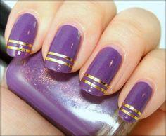 Top nail trends: Άνοιξη 2015 (46)