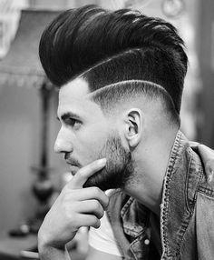 "16.9k Likes, 206 Comments - Hair Man Styles (@hairmanstyles) on Instagram: ""#Hairstyle ✂️ #Haircut . #Hairmanstyles @sergiogonzalezfdz"""