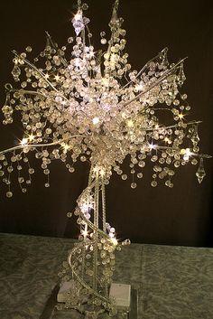 Crystal tree.../
