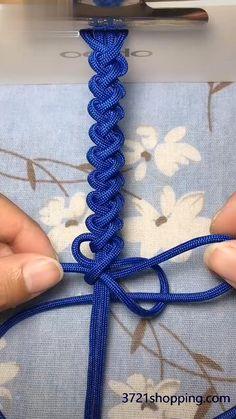 Diy Friendship Bracelets Patterns, Diy Bracelets Easy, Bracelet Crafts, Braided Bracelets, Hemp Bracelets, Paracord Bracelets, Macrame Bracelet Patterns, Free Macrame Patterns, Jewelry Bracelets