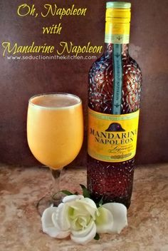 Girls Night In :Oh, Napoleon with Mandarine Napoleon | Seduction in the Kitchen