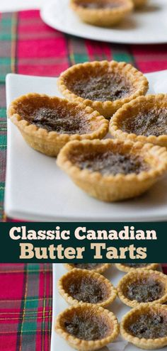 for a delicious butter tart recipe? This classic Canadian recipe is the . - Gebäck -Looking for a delicious butter tart recipe? This classic Canadian recipe is the .