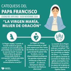 ® PAPA FRANCISCO - VICARIO DE CRISTO ®: CATEQUESIS DEL PAPA FRANCISCO SOBRE LA VIRGEN MARÍ...