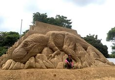 Have You Ever Seen Sand Sculptures This Authentic?