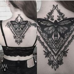 Tattoo by @anniemesstattoos  Tag photos #darkartists to submit your work and follow the artists to see more
