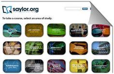 Saylor.org, más de 200 cursos online gratuitos de nivel universitario