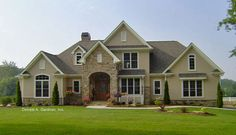 The Hyde Park - House Plan 816: One Story vs. Two Story Homes
