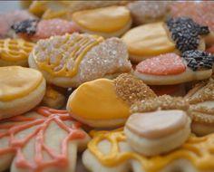 Thanksgiving Menu Food Ideas : Thanksgiving Sugar Cookies