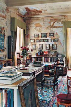 Studio e zona lettura