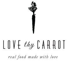 The Best Toronto Food Blog | Love Thy Carrot | Toronto Food Photography logo