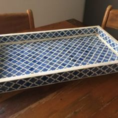 $199 #Worldwide Delivery  This Bone Inlay Tray is simply stunning and perfect for serving food or drinks. This beautiful decorative piece that could sit anywhere in your home. Perfect to sit on your coffee table or kitchen bench. Kitchen Benches, Handmade Furniture, Chest Of Drawers, Luxury Furniture, Stool, Tray, Delivery, Coffee, Drinks