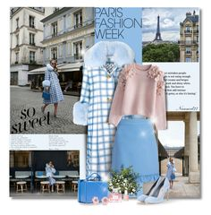 """""""Paris Fashion Week..."""" by nannerl27forever ❤ liked on Polyvore featuring Lonely Planet, Saks Potts, Gucci, Chicwish, Mark Cross, Christian Dior, Essie, Irene Neuwirth and pastelsweaters Saks Potts, Mark Cross, Lonely Planet, Irene, Essie, Paris Fashion, Christian Dior, Gucci, Polyvore"""