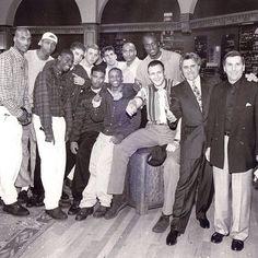 1995 UCLA Basketball Champions with Jay Leno #bruins #folife #thxyouJayLeno
