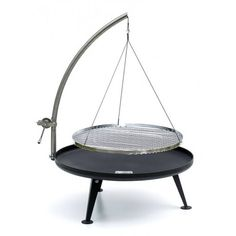 Barbecue et Braséro Fire pit 1000 Fire Pit Grill, Bbq Grill, Design Barbecue, Outdoor Grill Station, Sunken Tub, Beer Table, Solar Fairy Lights, Barrel Ceiling, Pot Rack Hanging