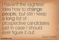 david sedaris quotes - Google Search