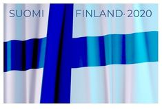 Sinisyyttä heijastaen – tältä näyttää Suomen lippu -postimerkin suunnittelukilpailun voittajatyö - Posti Petra, Nostalgia, Stamps, Paper, Finland, Historia, Seals, Postage Stamps, Stamp