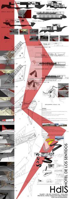 diagramacion Funnel Cake funnel cake w polsce Architecture Presentation Board, Architecture Board, Architecture Student, Architecture Portfolio, Architecture Drawings, Architecture Design, Architectural Presentation, Project Presentation, Presentation Layout