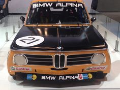 2002tii Alpina. BMW. In your face! 2015 NY Auto show.