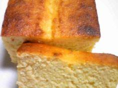 超簡単!小麦粉を使わないおからケーキの画像