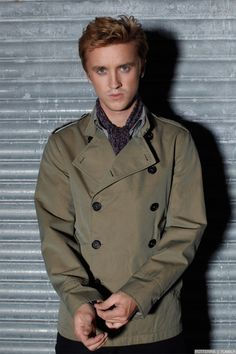 Tom Felton's kinda hot. Okay. Really.okay I am totally crushing on him.