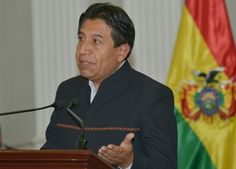 """A chancelaria boliviana classificou nesta segunda-feira de """"precipitada"""" a…"""