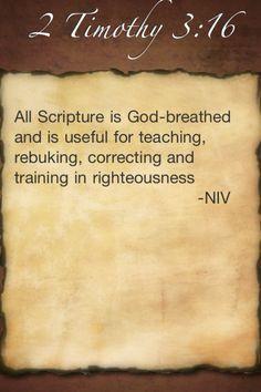 Gods word Saves