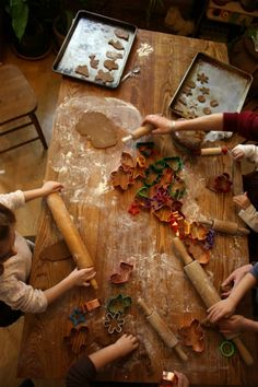 Seven tips for cooking with kids
