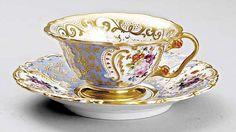 Jacob Petit aka Jacob Mardochée (1797- 1868) Paris Porcelain — Cup and Saucer (713x400)