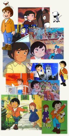Marco. De Los Apeninos  los Andes. Anime, Betty Boop, Retro, Nostalgia, Manga, Children, Drawings, Cartoon, Caricatures