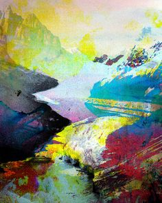 Untitled (Landscape)  by Tchmo