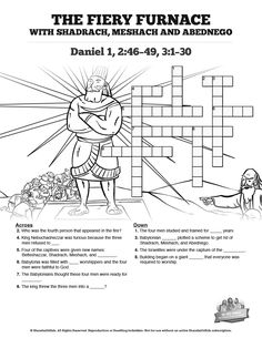 Shadrach Meshach and Abednego Coloring Page . 30 Best Of Shadrach Meshach and Abednego Coloring Page . Coloring Pages Just Folksy Mini Watercolor Coloring Book Bible Activities For Kids, Sunday School Activities, Bible Lessons For Kids, Church Activities, Sunday School Lessons, Sunday School Crafts, Church Games, Bible Games, School Kids