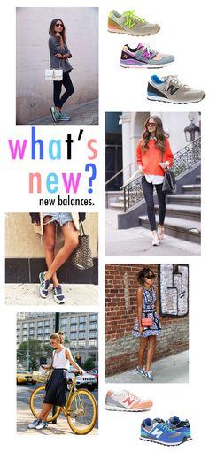 new trend @newbalnces // take a bite: What's New?