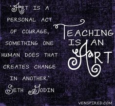 Teaching Quote (picture only)