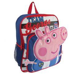 Amazon.com: Children Peppa Pig Backpacks Kids Cartoon School Bag Bookbag: Clothing