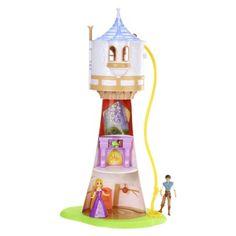 Disney Rapunzel Magical Tower