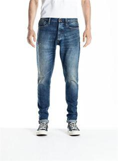 shank-regular-carrot-fit-obc - Denim - Shop man - DENHAM the Jeanmaker
