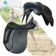 BLISS OF LONDON Loxley Dressage LX, with Claret welting. This is for a young horse which may of course change shape, but all of our trees are adjustable within one width fitting and the wool flocking allows for adjustments as the topline alters. It is vital that young horses are comfortable in a saddle to avoid any bad experiences and training issues. So even if you cannot afford to purchase a new one, please make sure at least that the one you chose to use is checked by a saddle fitter.