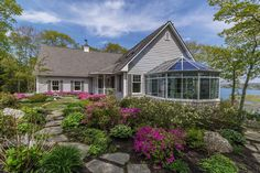 Maine Real Estate ~ 187 Farnham Point Road, East Boothbay, ME 04544