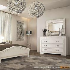 Modern Matte Lacquer Dresser