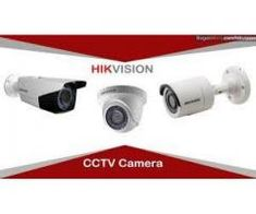 CCTV Cameras HIKVISION Brand Limited Time Package for sale