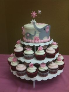 girls baby shower