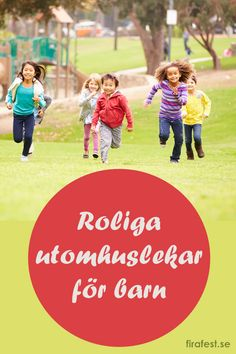 Fun outdoor games for children- Roliga utomhuslekar för barn Tips on lots of fun outdoor games for kids – in the garden, in the park, in the playground, in the woods. Outdoor Activities For Toddlers, Puzzles For Toddlers, Outdoor Games For Kids, Educational Activities For Kids, Summer Activities For Kids, Sensory Activities, Outdoor Play, Quiet Books, Toddler Preschool