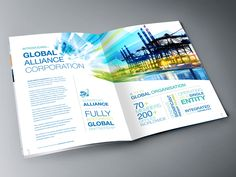 Brochure Design Essex / Global Alliance Corp   Graphic Design Essex / Website Design Essex / Graphic Design Witham / Web Design Witham